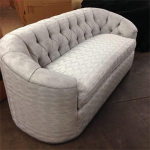 Greenbaum Interiors restyle couch